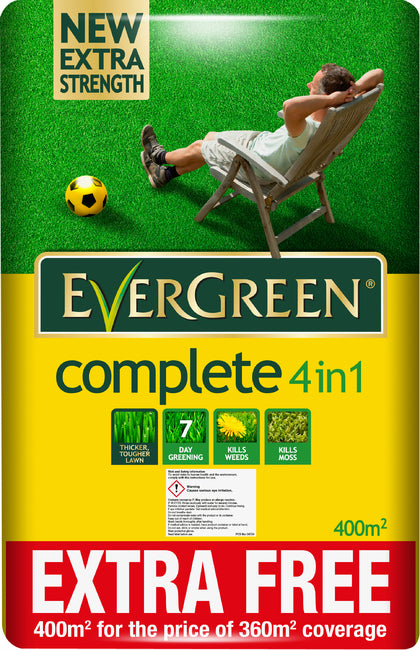 EverGreen Complete 4 in 1 Lawncare Bag