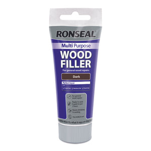 Ronseal Multi Purpose Wood Filler Tube 100g Dark