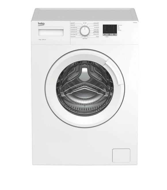 Beko 6kg Washing Machine White WTK62051W