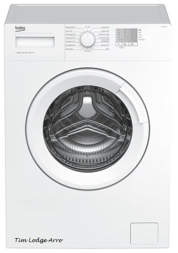 Beko 6kg Washing Machine WTG620M1W