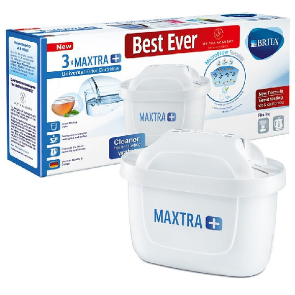 Brita Maxtra Plus Filter Cartridge 3 Pack