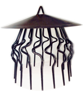 Chimney Crow Guard with Cover