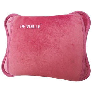Electric Hot Water Bottle Pink