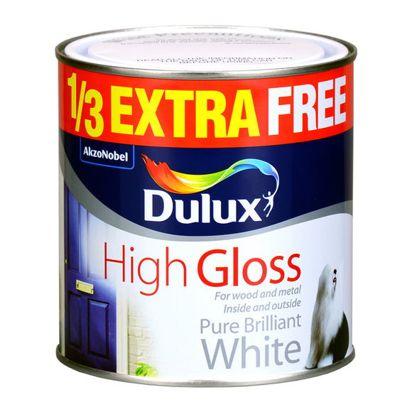 Dulux High Gloss 1L Paint