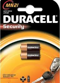 Duracell MN21 Security Battery