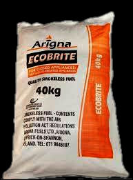 40kg Arigna Ecobrite Coal (Multibuy Available)