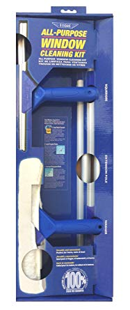 Squeegee Off Window Cleaning Kit
