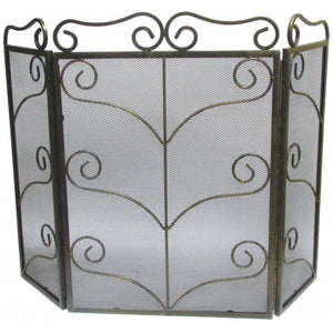 Heritage Fire Screen