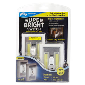 JML Super Bright Switch Lights