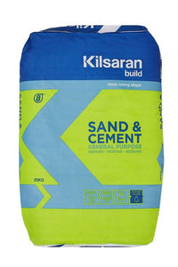 Kilsarin Sand & Cement Mix 25kg