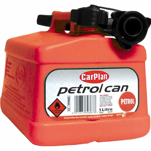 Petrol Can 5lt Red