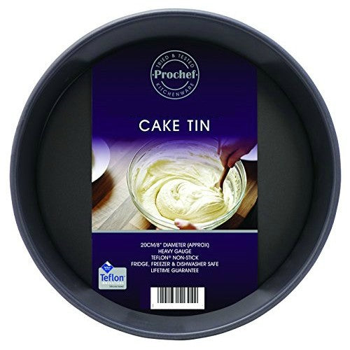 Essentials Heavy Gauge Cake Tin by Prochef