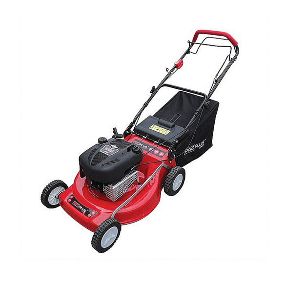 ProPlus 2in1 Self Propelled 53cm Steel Deck Petrol Mower 6HP