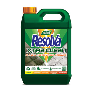 Resolva Xtra Clean Green & Algae Remover 2.5lt