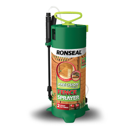 Ronseal-Precision Pumped Fence Sprayer
