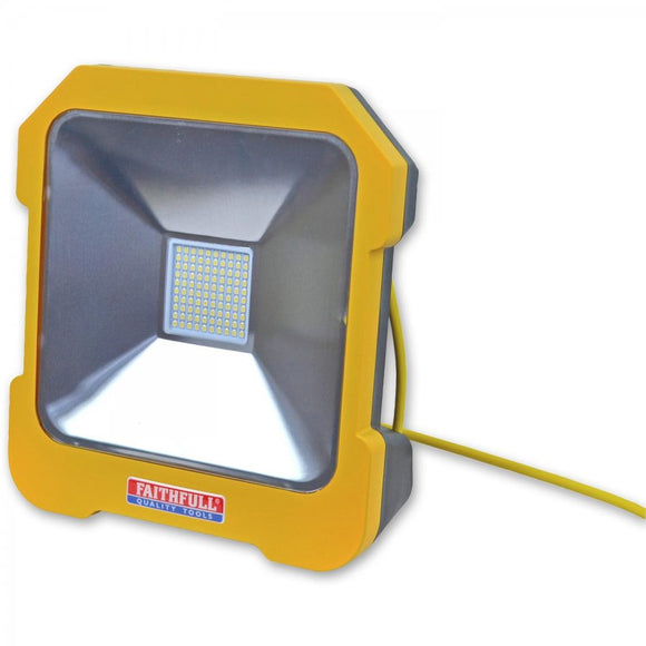 SMD LED Task Light with Power Take-Off 110V