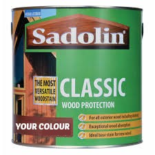 Sadolin Classic Wood Protection 2.5lt