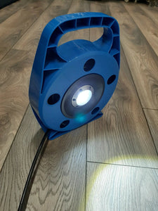 Safeline 10m Cable Reel with LED Light