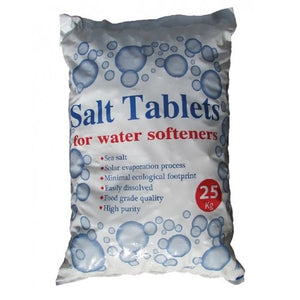 Salt Tablets for Water Softener 25kg