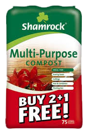 Shamrock Multipurpose Compost 75L