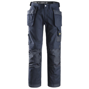 Snickers 3214 Navy Work Trousers
