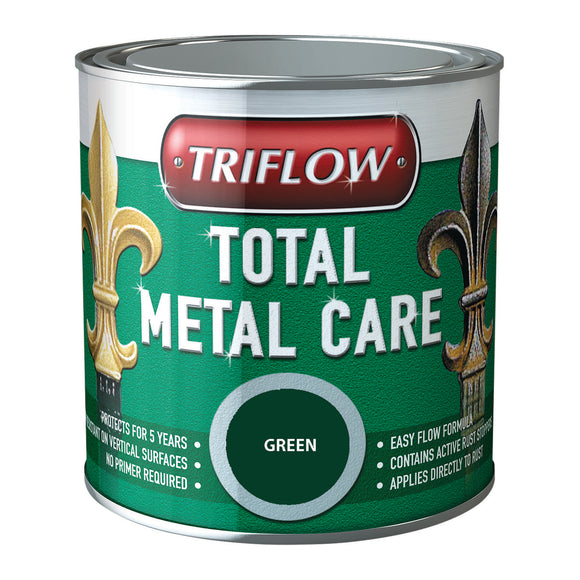 Triflow Metal Care For Gates & Railings 250ml Green Smooth