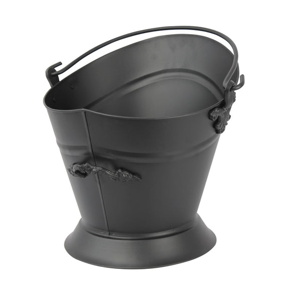 Victorian Heavy Duty Blk Large Waterloo Bucket