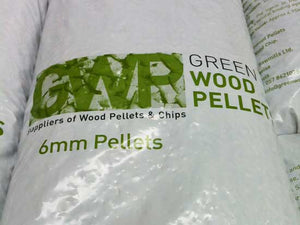 Wood Pellets 15kg Bag (Multibuy Available)