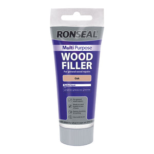 Ronseal Multi Purpose Wood Filler Tube 100g Oak
