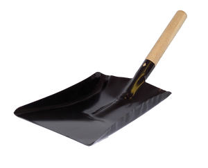 "7"" Shovel Black"