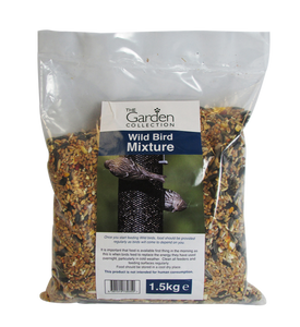 1.5kg Wild Bird Mix Bag