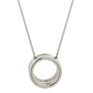 Edblad Echo Long Necklace Steel
