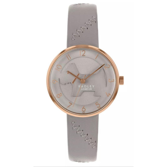 Radley Shadow Watch In Rose Gold and Grey