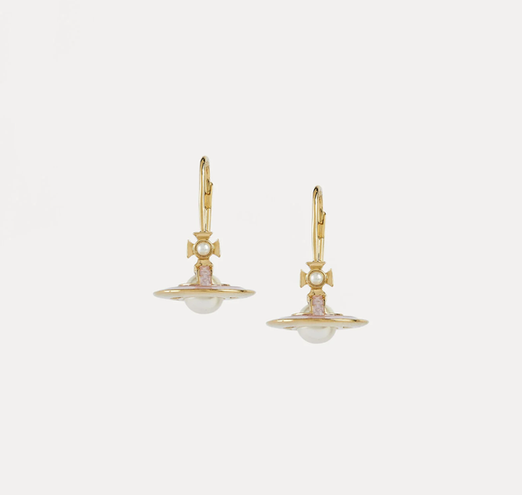 Vivienne Westwood Simonetta gold earrings