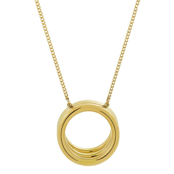 Edblad Echo Long Necklace Gold