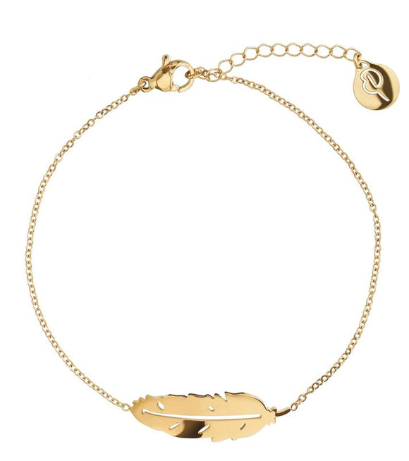 Edblad Feather Bracelet Gold