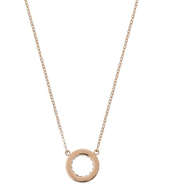 Edblad Monaco Necklace Rose Gold
