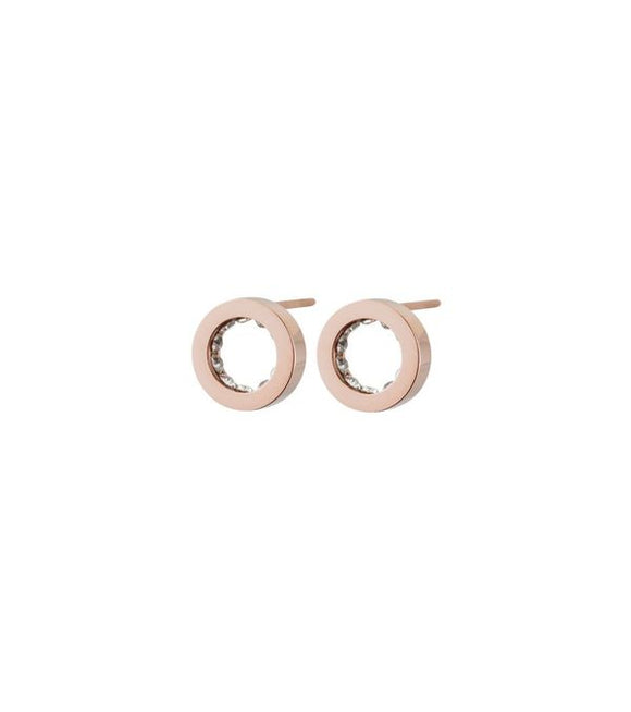 Edblad Monaco Studs Mini Rose Gold