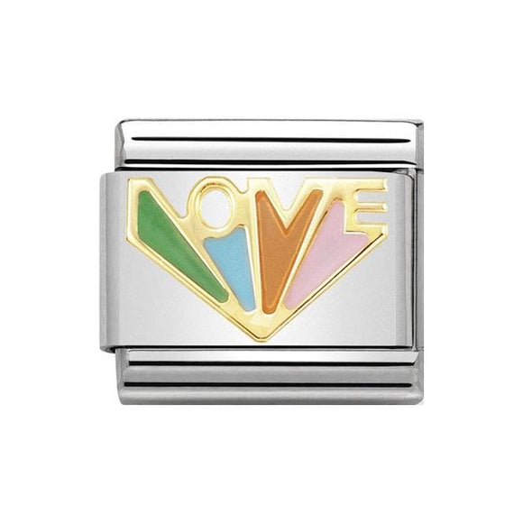 Nomination Angel of Love Charm