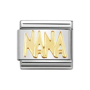 Nomination Gold Nana Charm