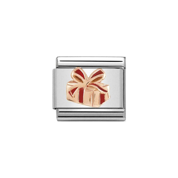 Nomination Rose Gold Gift Charm