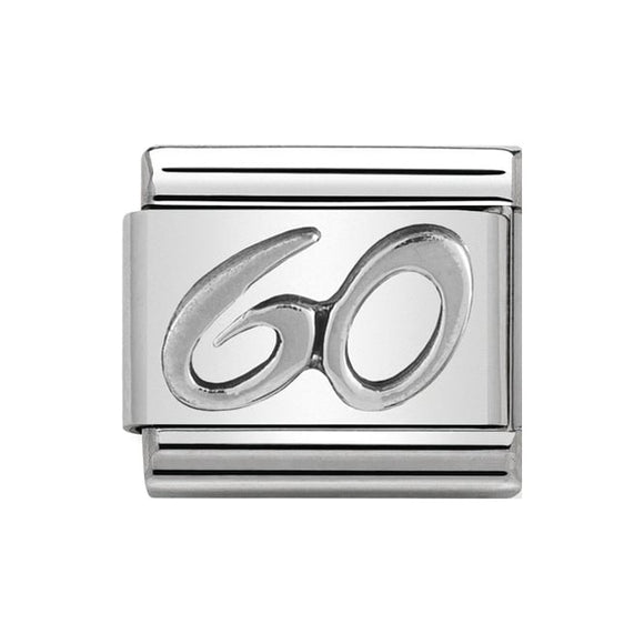 Nomination Silver 60 Charm