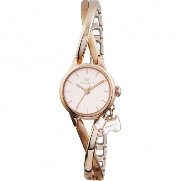 Radley Rose Gold Bangle Watch