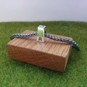 Acorn to Oak Silver Trig Point/Cairn Charm