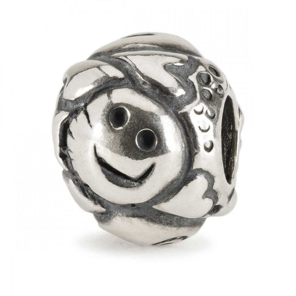 Trollbeads Silver Smiles