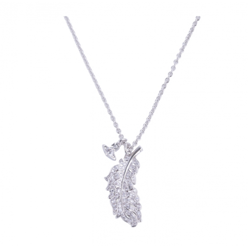 Vivienne Westwood Savannah Silver Tone Necklace