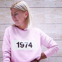 Load image into Gallery viewer, Love Your Year Classic Sweatshirt.