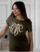 Load image into Gallery viewer, New Love Heart tee shirt