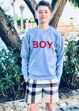 Load image into Gallery viewer, BOY sweatshirt