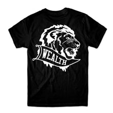 "Load image into Gallery viewer, WEalth ""Lion Heart"" T-shirt"